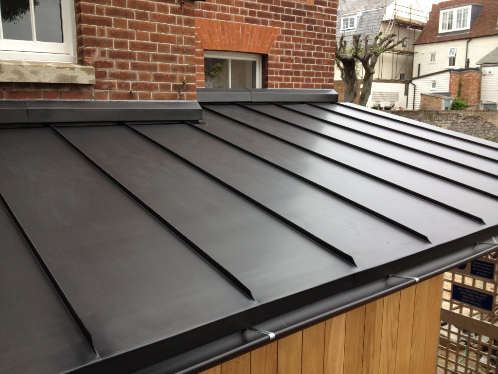 Anthra Zinc roof , Deal